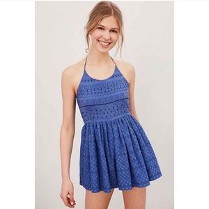 Urban Outfitters Kimchi Blue Bunny Romper